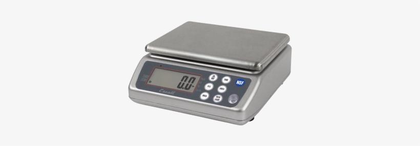 "San Jamar Wash Down Digital Scale Scdg33wd - San Jamar Scdg33wd - Digital Scale, 8-1/4""w X 8-1/2""d, transparent png #2812164"