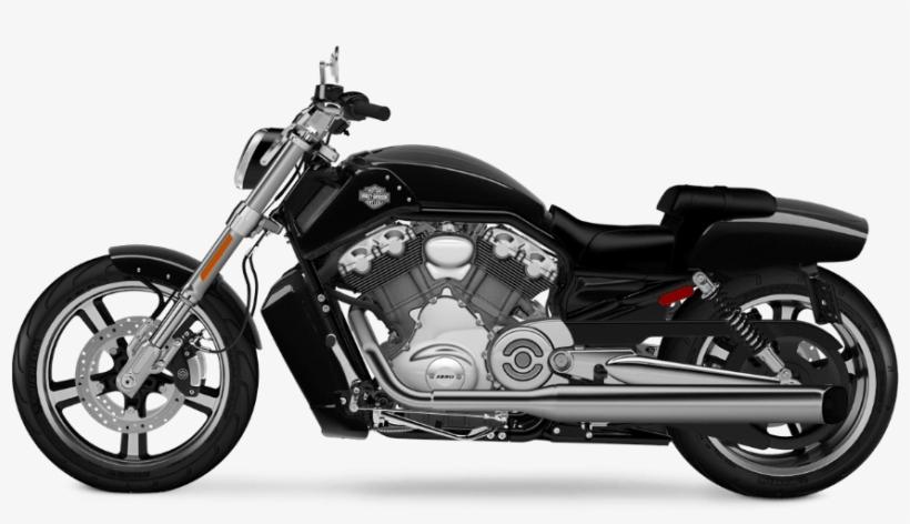 V-rod Muscle - 2017 Harley Davidson V Rod Muscle Vivid Black, transparent png #2812335