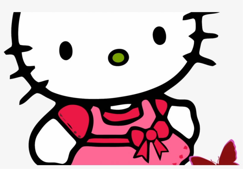 Gown Clipart Hello Kitty Hello Kitty Free Transparent Png Download Pngkey
