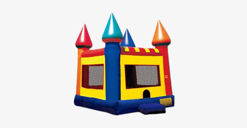 Castle Bounce House - Bounce House, transparent png #2814872