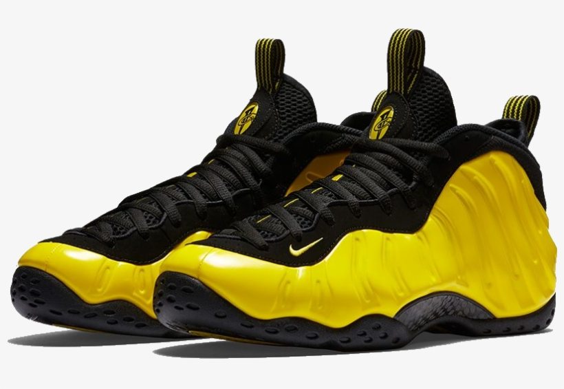 What About The Shoes - Nike Foamposite Wu Tang, transparent png #2816066