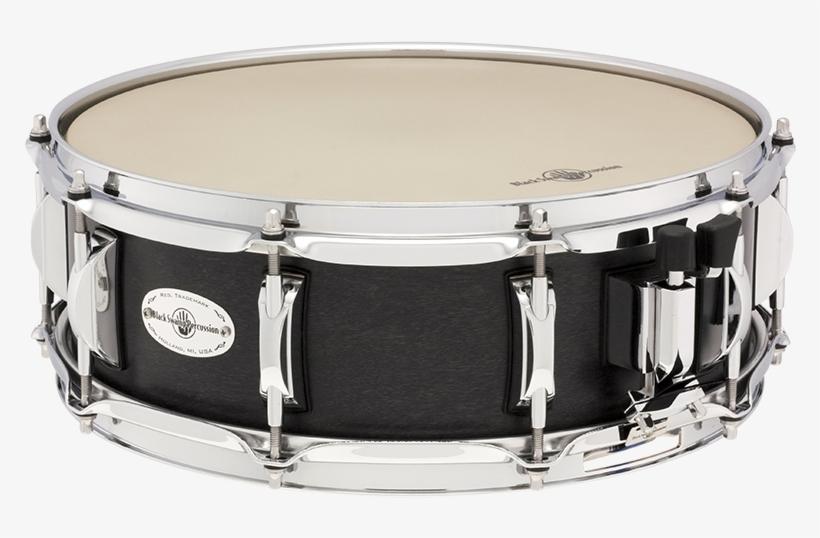 "Black Swamp Cm514bl 5"" X 14"" Concert Maple Snare Drum - Gretsch Brooklyn Snare 14 X 5 5, transparent png #2816205"