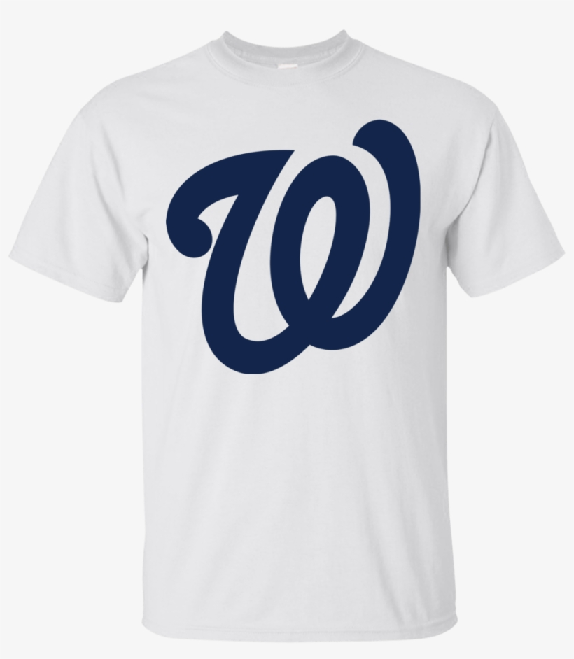 Washington Nationals Logo Baseball Men's T-shirt - Post Season Mlb 2017, transparent png #2817653
