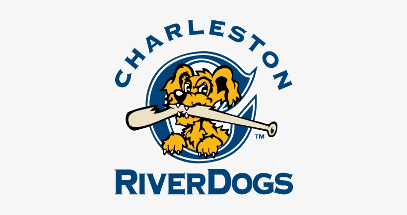 The Charleston Riverdogs Are A Class A Minor League - River Dogs Baseball Team, transparent png #2820842