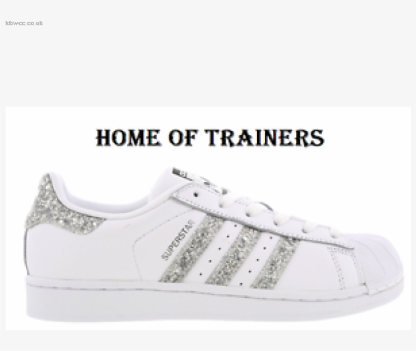 146ee8756 Reduction Womens Trainers Adidas Superstar Glitter - Adidas Superstar  Glitter Argento