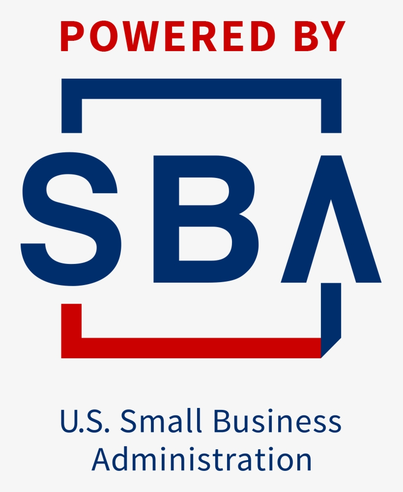 Powered By U - Small Business Association Logo, transparent png #2824495