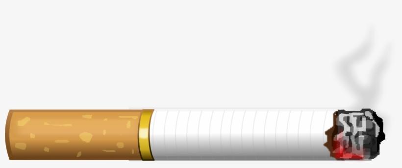Tobacco Pipe Cigarette Smoking - Cigarettes Clip Art, transparent png #2826922