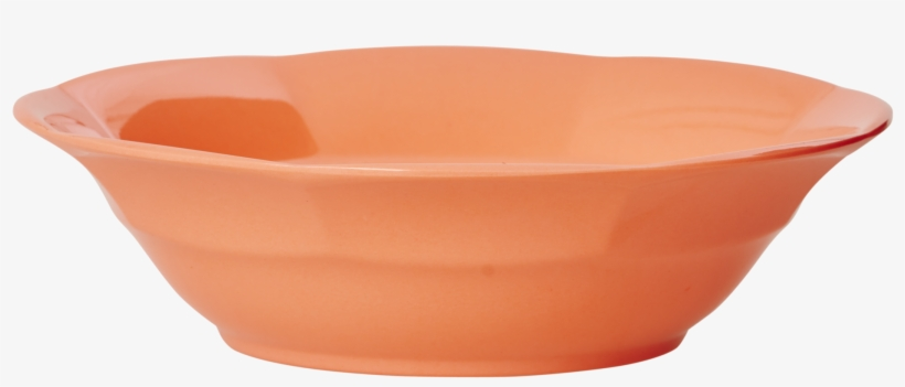 Classic Melamine Bowl Neon Orange By Rice - Marine Business Plato Bali 6u X Plato Hondo, transparent png #2827770