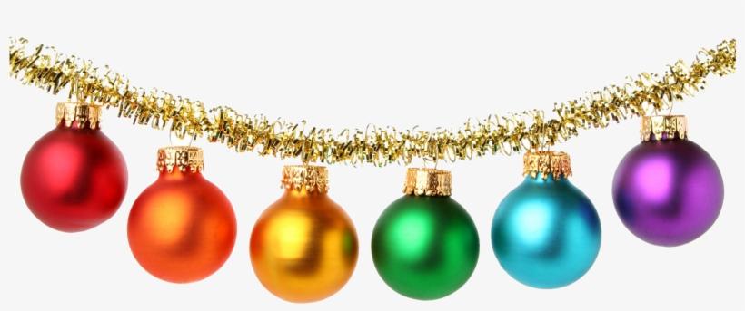 Jingle Bells, Batman Smells, Robin Flew Away - String Of Christmas Baubles - Free Transparent ...