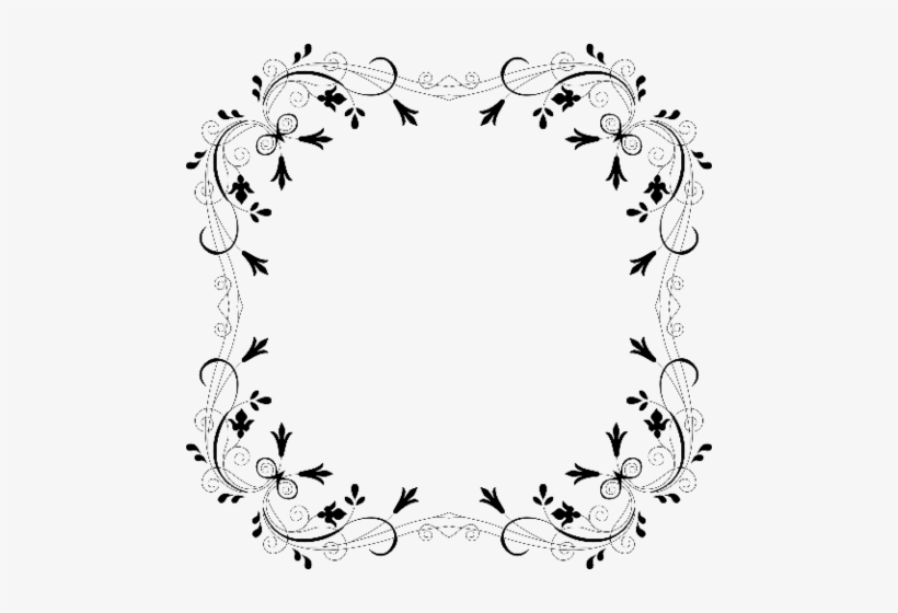 image about Printable Border Paper known as Simply click Toward Watch Printable Edition Of Floral Border Paper