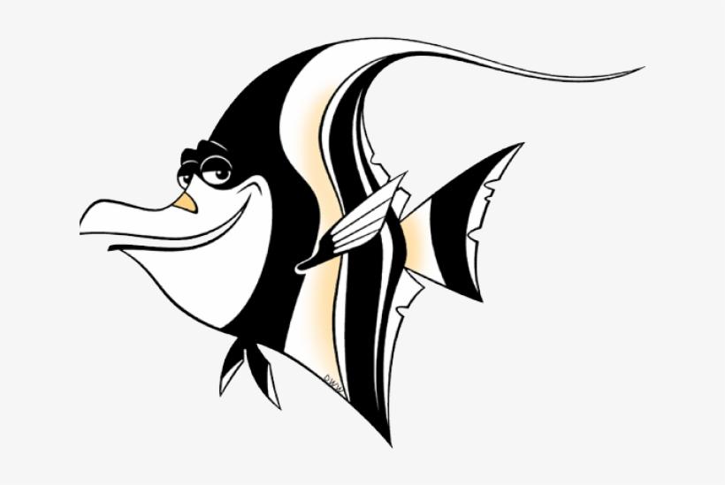 Personajes De Buscando A Nemo Para Colorear Free Transparent Png