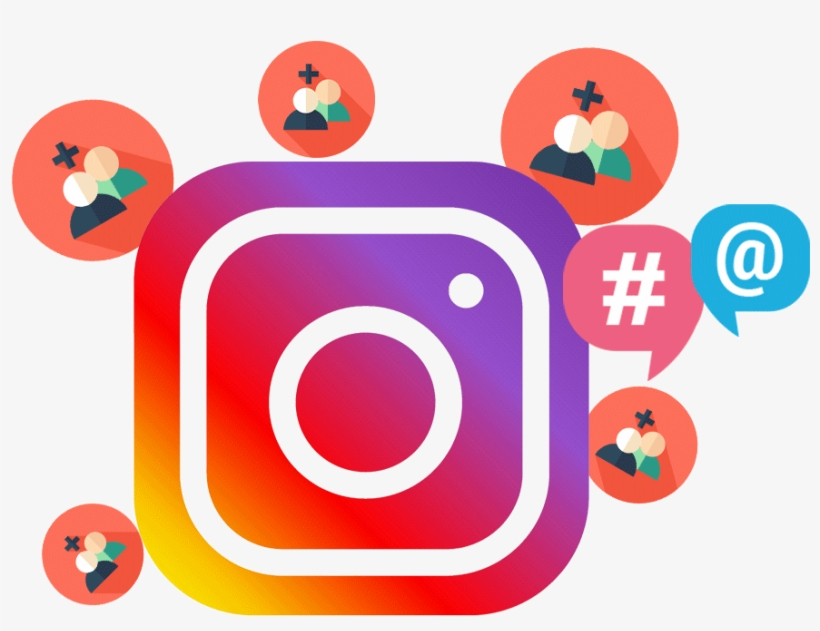 Download New Instagram Logo 2016 Free Png - Transparent Instagram Followers Png, transparent png #2835796