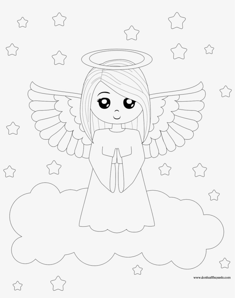 Angel coloring pages | Angel coloring pages, Free coloring pages, Christmas  angels | 1039x820