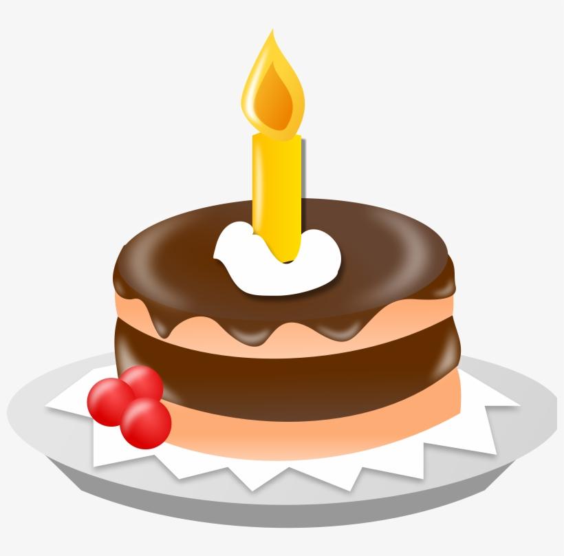 Brilliant Happy Birthday Cake Clipart Free Vector Birthday Cake Clip Art Birthday Cards Printable Riciscafe Filternl