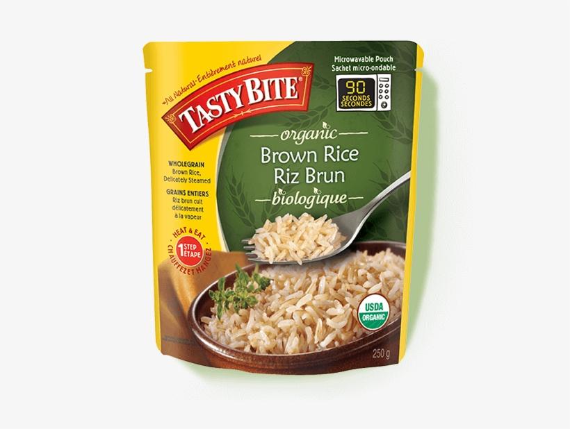 Tasty Bite - Brown Rice - 250g - Tasty Bite Brown Rice 8.8 Oz, transparent png #2839361
