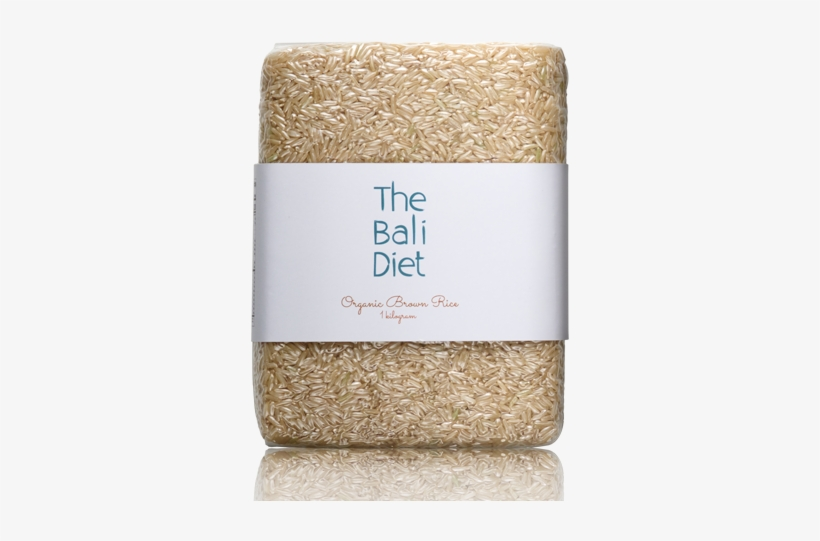 The Bali Diet Organic Brown Rice, transparent png #2839742