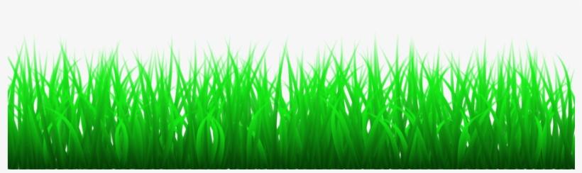 Big Grass Clipart Lawn Clip Art - Grass Pdf, transparent png #2840140