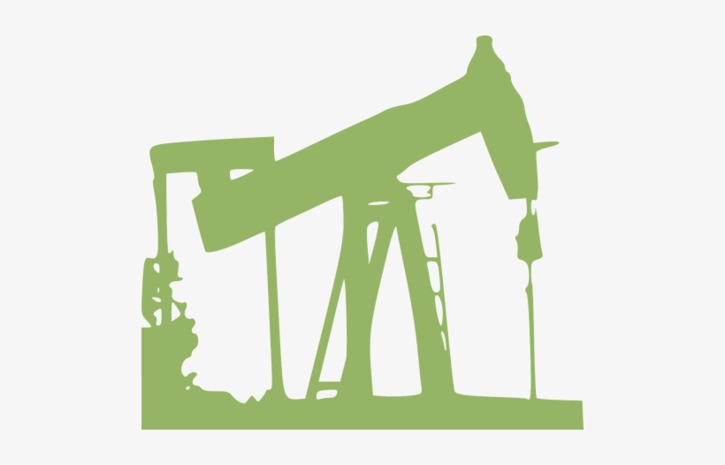 Petroleum,oil,mineral Oil,pump,oil Pump,green,well, - Oil And Gas Symbol, transparent png #2842519