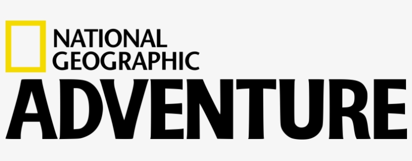 National Geographic Adventure - National Geographic Logo Traveller, transparent png #2842606