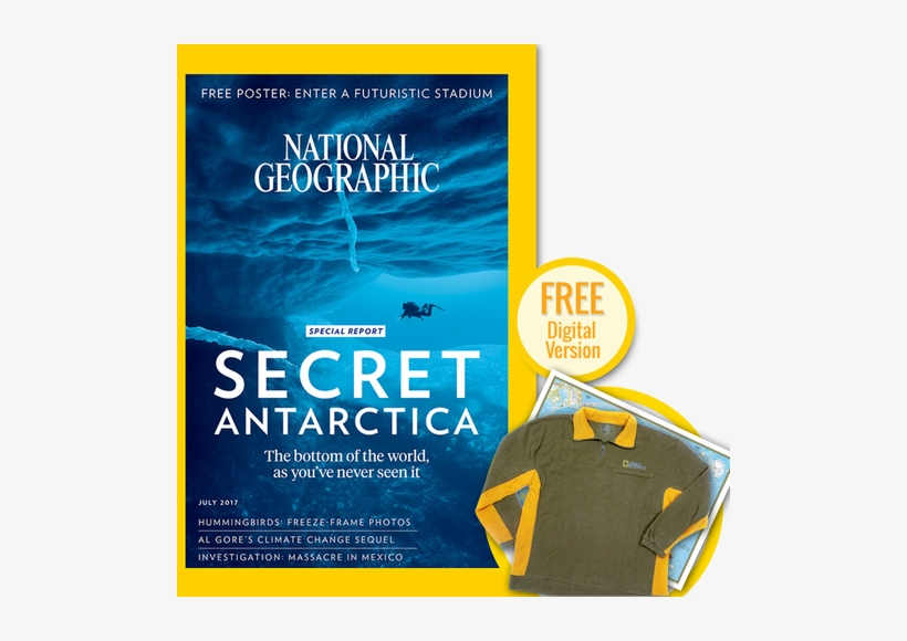 National Geographic Magazine, transparent png #2843256
