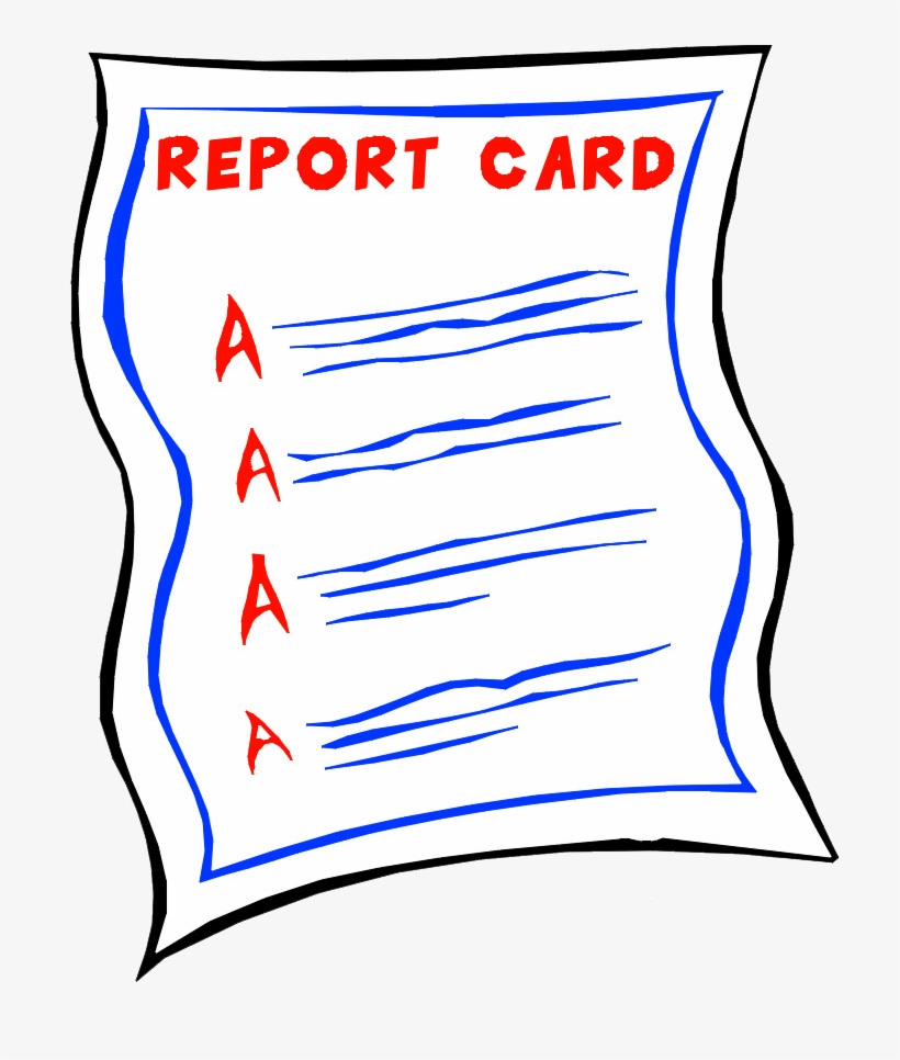 When Was The Last Time You Received A Report Card We - Report Card Transparent, transparent png #2846473