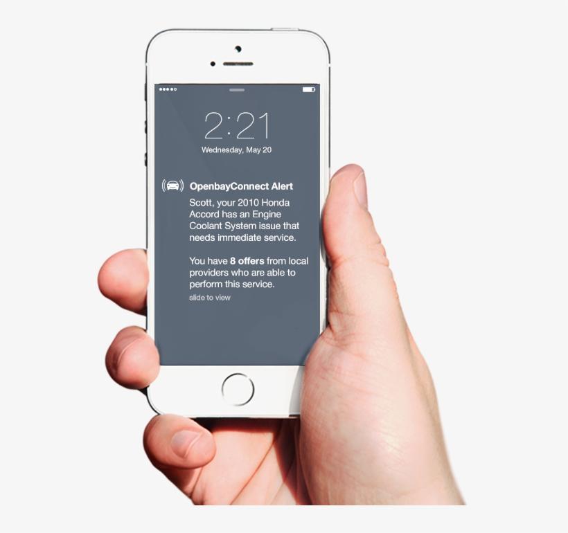 Hand3 - Smart Meter Phone, transparent png #2847889