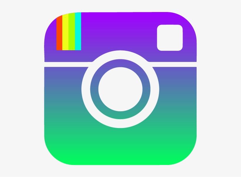 Instagram Transparent Logo Png - Instagram Logo, transparent png #2850872