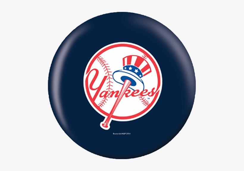 New York Yankees - New York Yankees Logo, transparent png #2853398