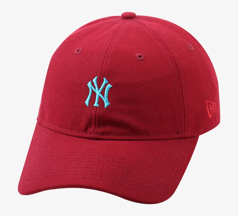 New York Yankees Mlb Mini Logo 9twenty Cap - New York Yankees, transparent png #2853434