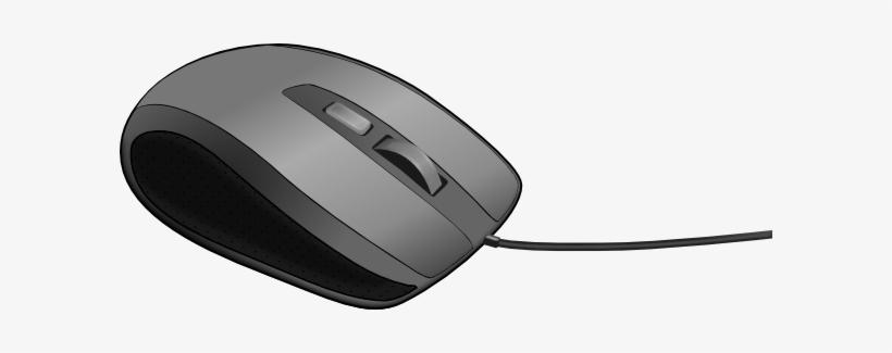 Pc Mouse Clipart Transparent - O Que É Mouse Pc, transparent png #2853695