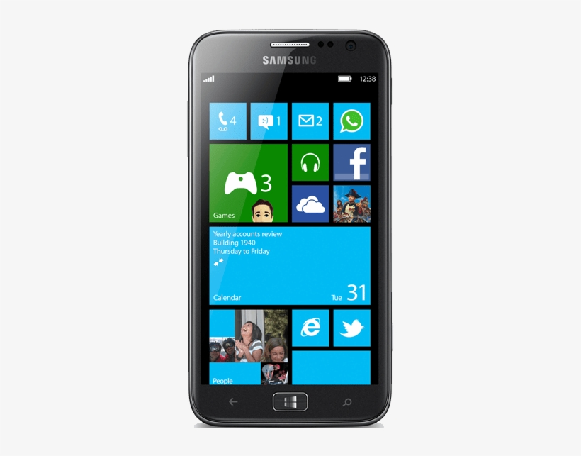 Samsung Ativ Repair - Samsung Ativ S Windows Phone - Free