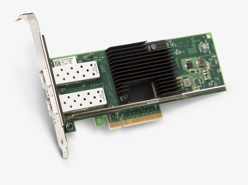 Intel® Ethernet Converged Network Adapter X710-da2 - Intel