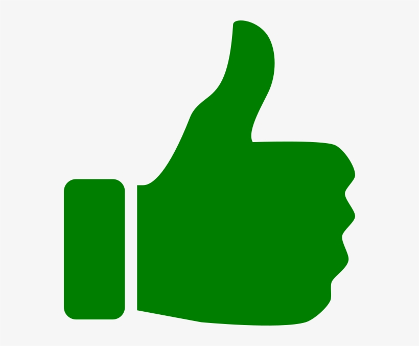 Thumbs Down Buttons Royalty Free Cliparts, Vectors - Green Thumbs Up Icon, transparent png #2862058