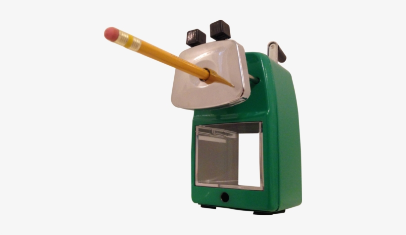 Best Manual Heavy Duty Pencil Sharpener For Classrooms, - Classroom Pencil Sharpener With Colour Pencils, transparent png #2862711