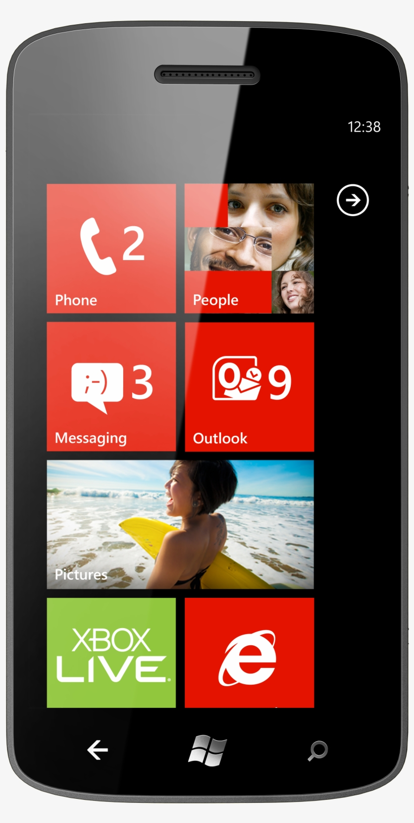 Windows Phone Windows 8 Logo - Nokia Android Phone Price In Bd, transparent png #2863229