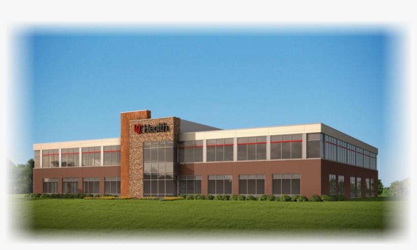 Commercial Building Clipart Care/crawley Building University - Cincinnati Health Medical Office Building, transparent png #2864814