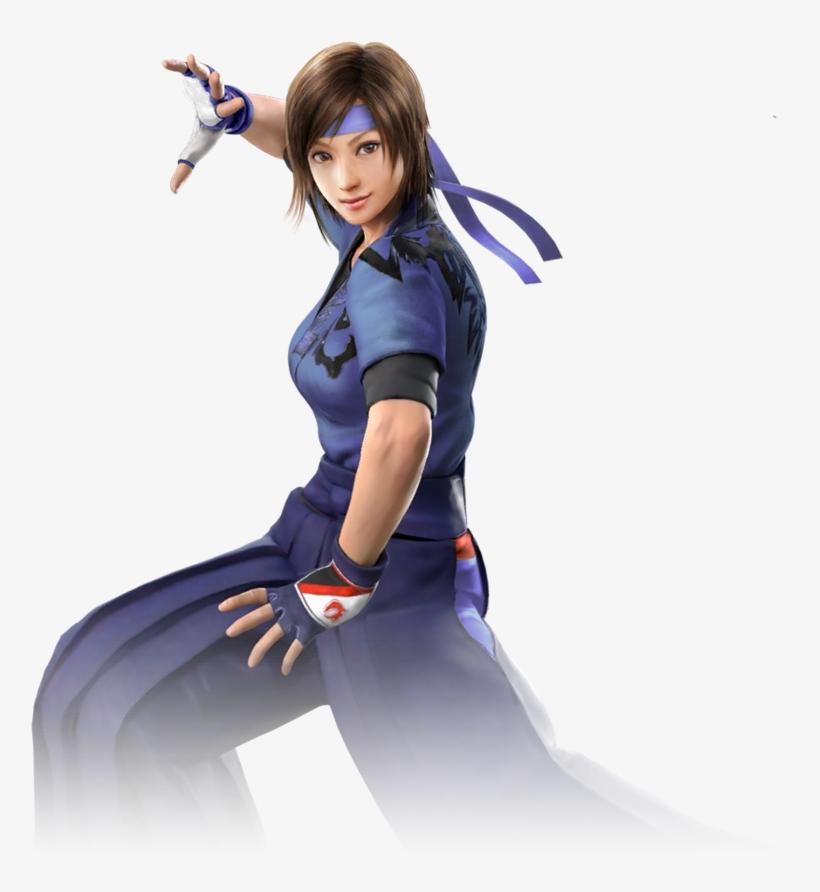 Tekken Jin Kazama Hairstyle For Kids Tekken Asuka Free