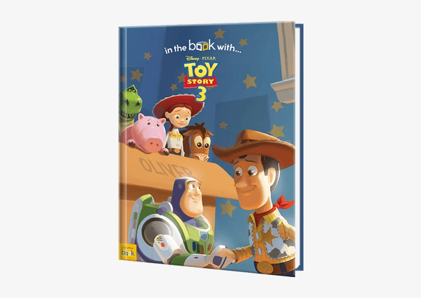 Disney Toy Story - Toy Story 3 Book In The Book, transparent png #2867363