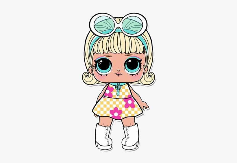 Lol Surprise Series 3 Confetti Pop Go-go Gurl - Lol Surprise Go Go Gurl, transparent png #2867754