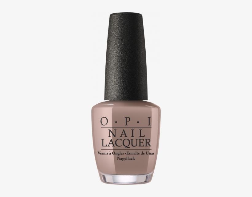 Opi Nail Lacquer - Opi Nail Polish, transparent png #2869004