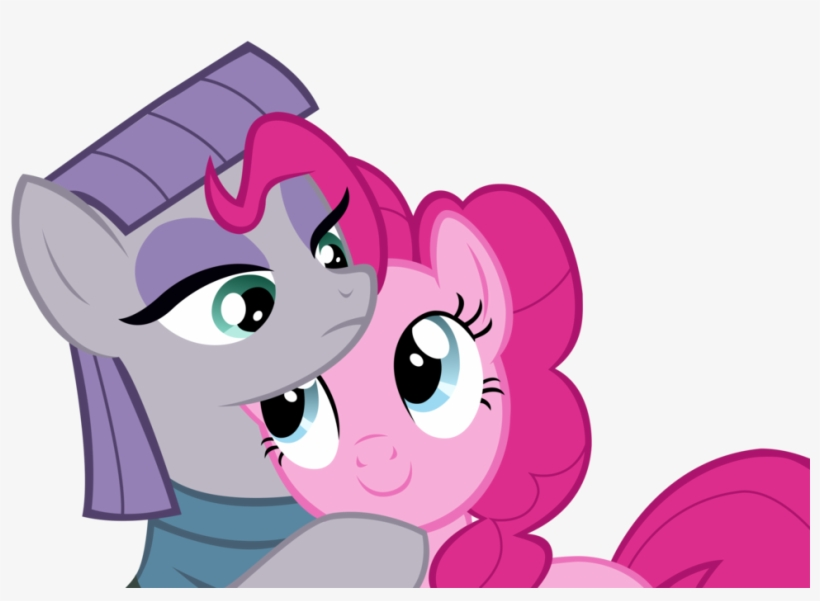 Maud Pie Is Best Pony - Maud Pie And Pinkie Pie, transparent png #2869407