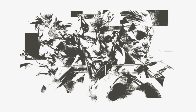 Metal Gear Solid - Metal Gear Solid Wallpaper Yoji Shinkawa, transparent png #2869577