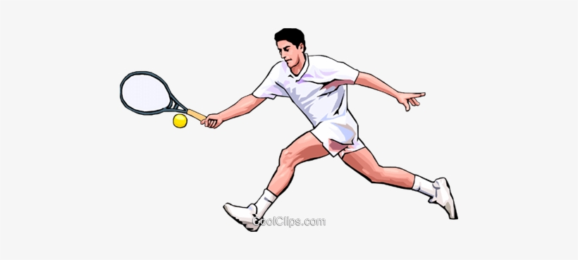 Tennis Player Royalty Free Vector Clip Art Illustration Tennis Player Clipart Png Free Transparent Png Download Pngkey