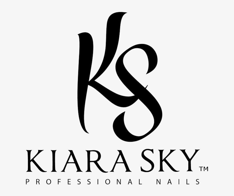 Kiara Sky Gel Polish 15ml - Kiara Sky Nails Logo, transparent png #2873684