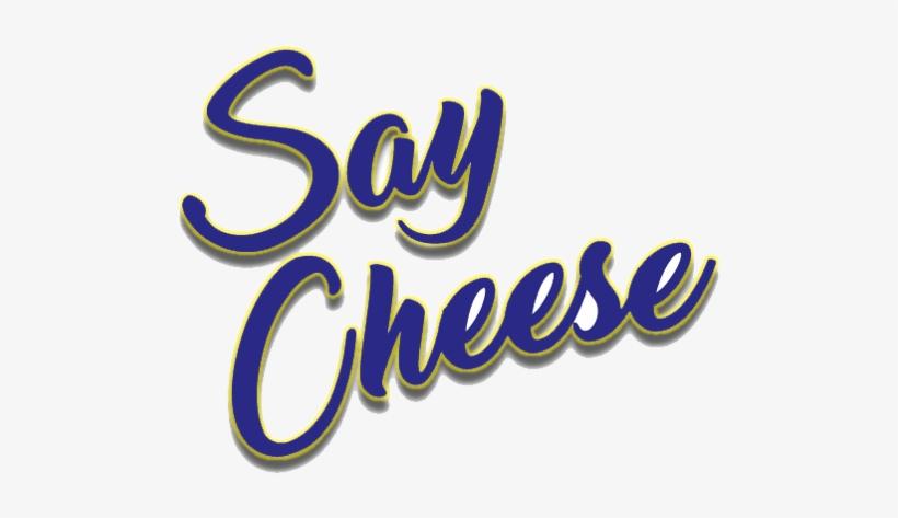 Say Cheese Clip Art