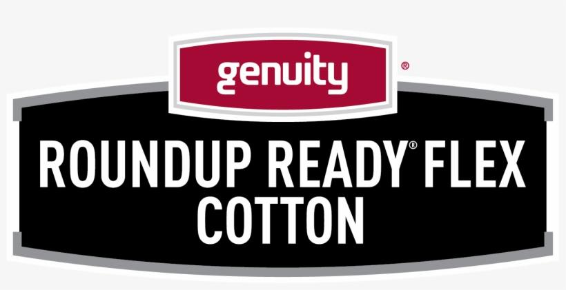 Genuity Roundup Ready Flex Cotton Logo - Roundup Ready Sugar Beet, transparent png #2880963