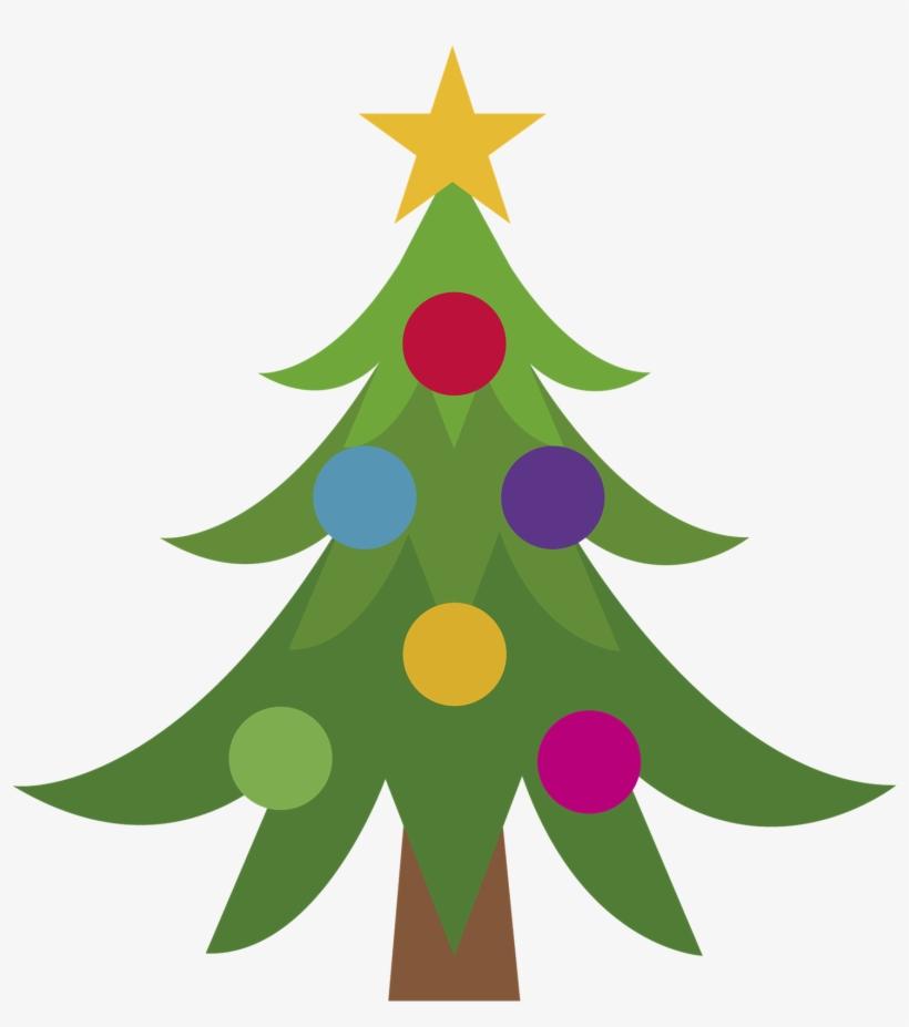 Tree Lighting Ceremony Clock Tower Park - Christmas Tree Emoji, transparent png #2883867