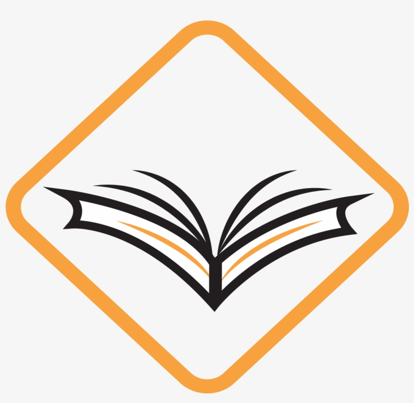 As-siraat Logo Portrays The Spirit Of Serving Humanity - Candle With Book Logo, transparent png #2886113
