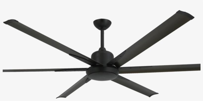 """72"""" Troposair Titan Ceiling Fan - Titan Ceiling Fan, transparent png #2886688"""