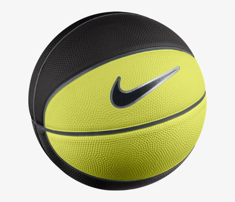 Swoosh Mini Basketball Nike Swoosh Mini Basketball - Nike Swoosh Mini Basketball, transparent png #2889266